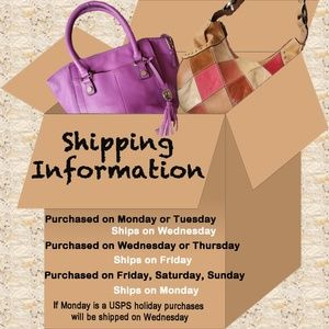 Other - SHIPPING INFORMATION